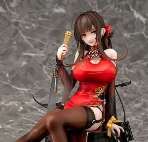 Girls' Frontline - GD DSR-50 Spring Peony 1/7 Scale Figure