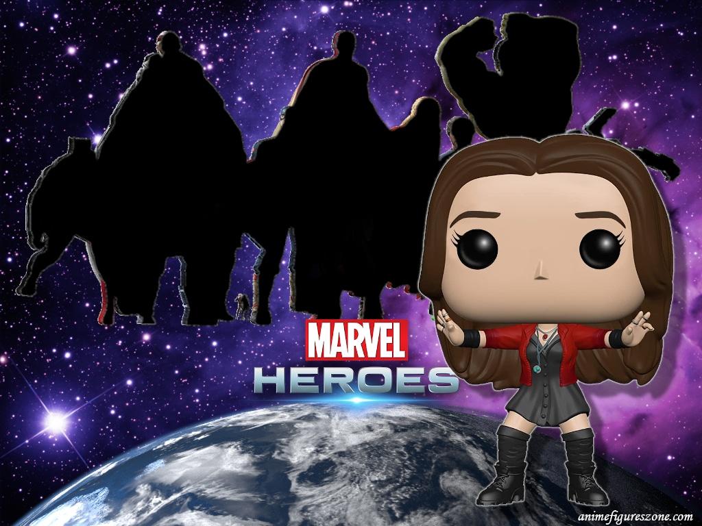 Marvel Avengers 2 - Scarlet Witch Funko Pop! Figure