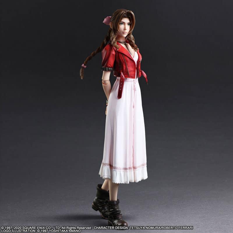 Final Fantasy VII Remake - Aerith Gainsborough Play Arts Kai Action Figure