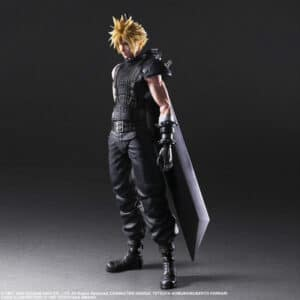 Final Fantasy VII Remake - Cloud Strife Ver. 2 Play Arts Kai Action Figure