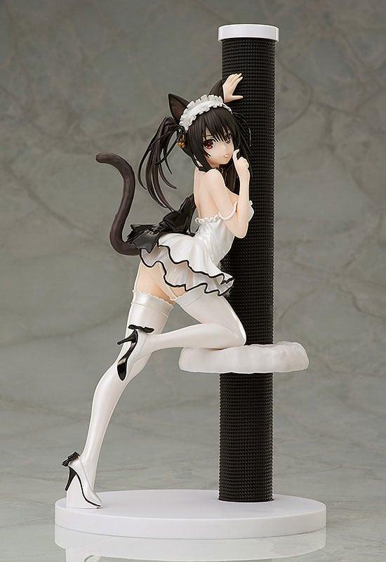 Date A Live III - Kurumi Tokisaki White Cat Ver. 1/7 Scale Figure
