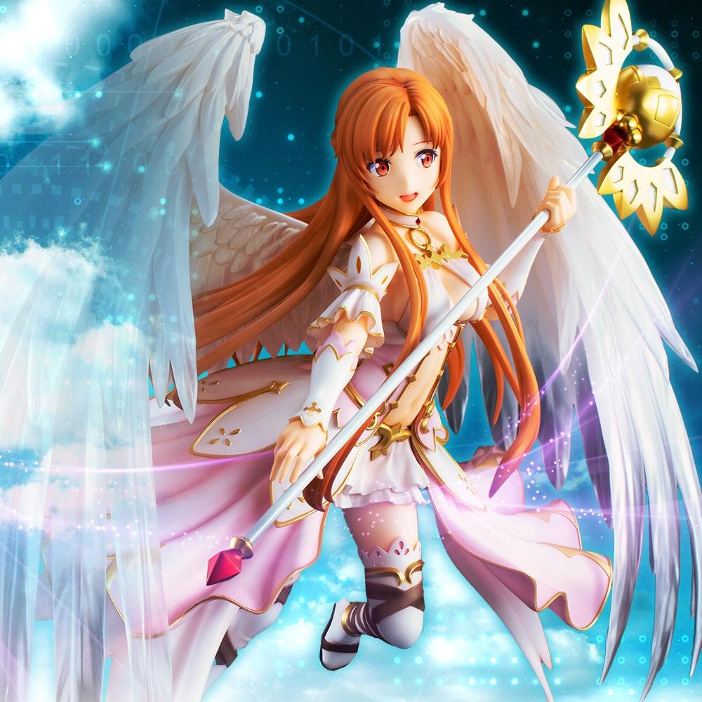 Asuna Angel Ver. 1/7 Scale Figure