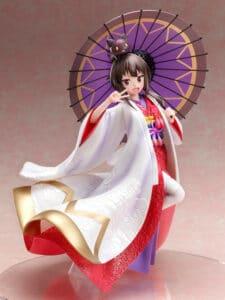 KonoSuba - God's blessing on this wonderful world! - Legend of Crimson - Megumin Shiromuku Ver. 1/7 Scale Figure