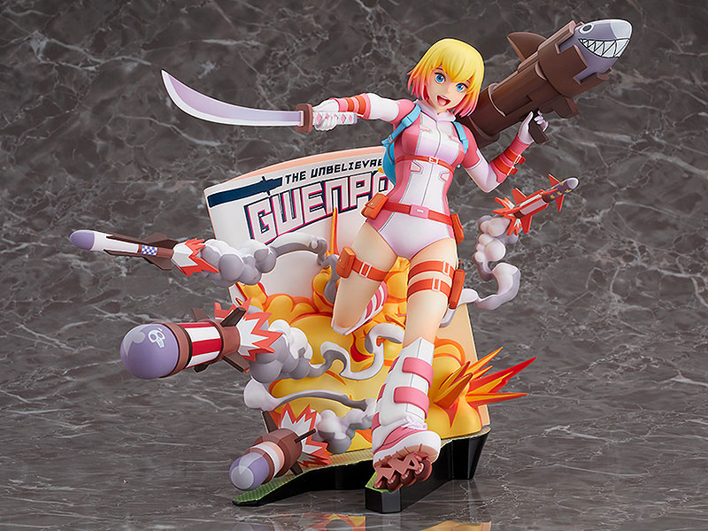 Marvel - Gwenpool Breaking the Fourth Wall 1/8 Scale Figure