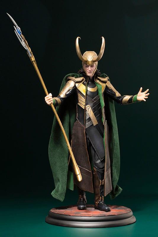 Marvel Universe The Avengers - Loki 1/6 Scale Figure
