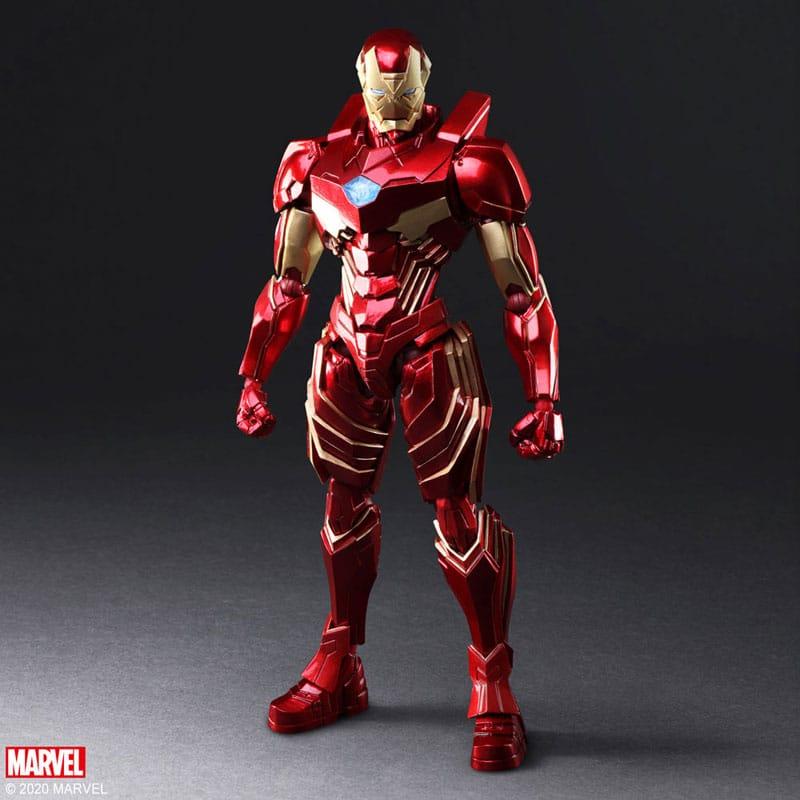 Marvel Universe Variant – Bring Arts Iron Man Action Figure