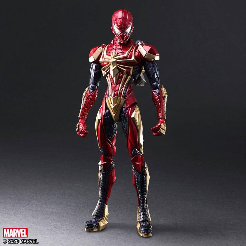 Marvel Universe Variant – Bring Arts Spider-man Action Figure