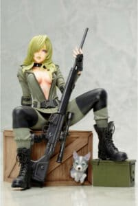 Metal Gear Solid - Sniper Wolf 1/7 Scale Figure