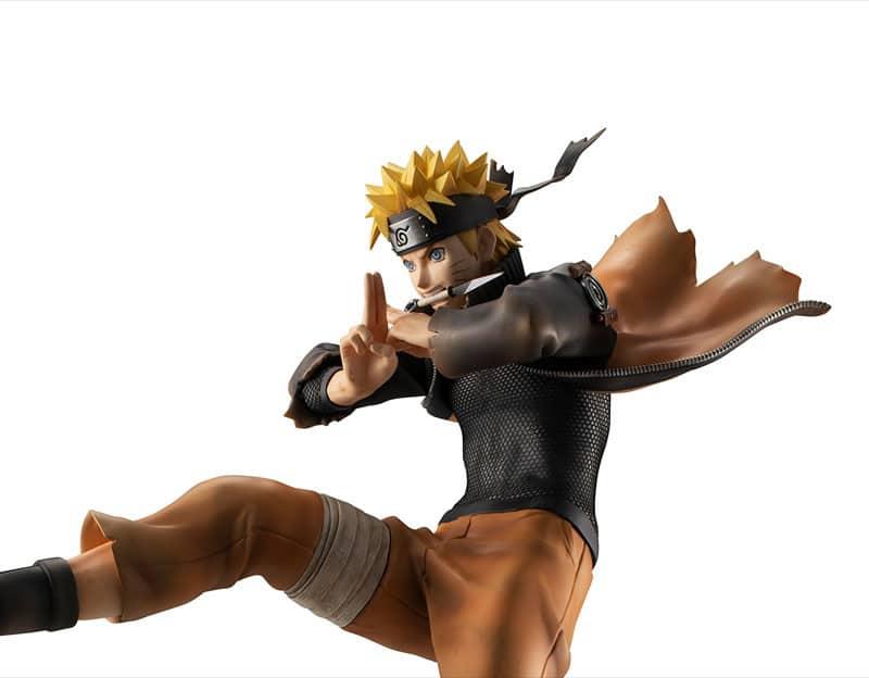 Naruto Shippuden – Uzumaki Naruto Ninja War Ver. Figure
