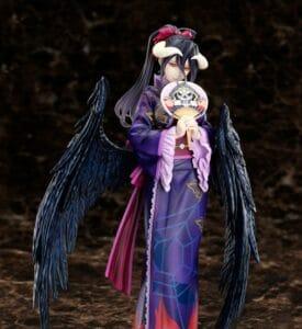 Overlord - Albedo Yukata Ver. 1/8 Scale Figure