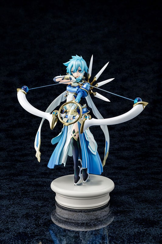 Sword Art Online: Alicization - The Sun Goddess Solus Sinon 1/8 Scale Figure