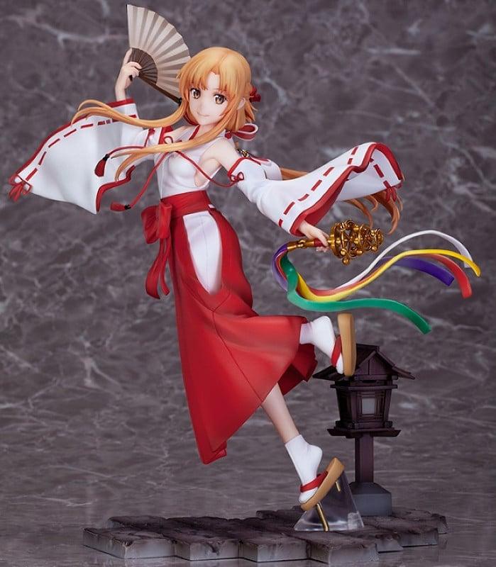 Sword Art Online: Alicization - War of Underworld - Asuna Miko Ver. 1/7 Scale Figure
