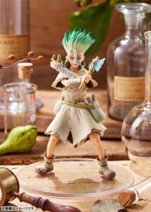 Dr. STONE - Senku Ishigami Pop Up Parade Figure