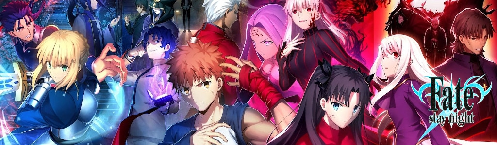 Anime Figures Zone - Fate/stay night