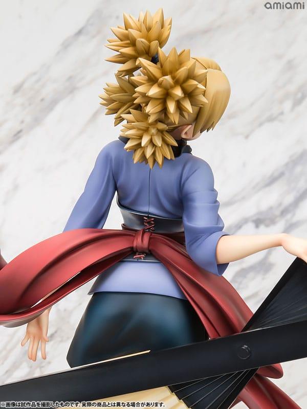 Naruto Shippuden - Temari Figure - Anime Figures Zone