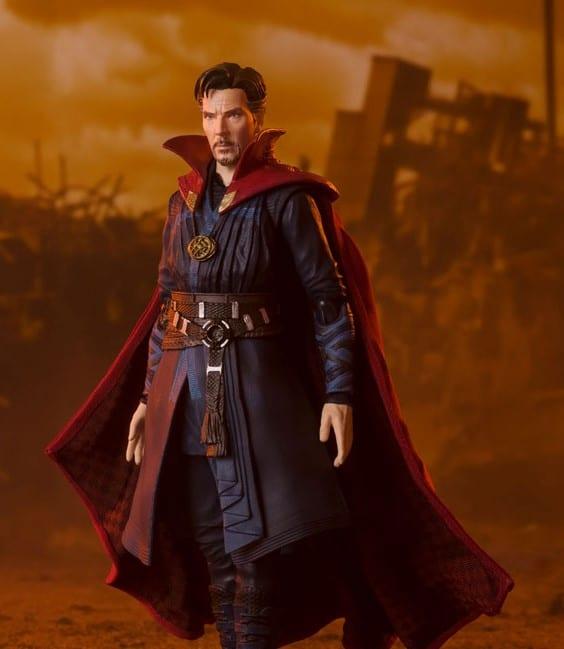 Avengers: Infinity War - Dr. Strange Battle on Titan Edition S.H.Figuarts Figure