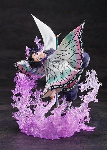 Demon Slayer: Kimetsu no Yaiba - Shinobu Kocho 1/8 Scale Figure