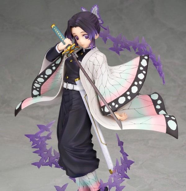 Demon Slayer Kimetsu no Yaiba - Shinobu Kocho 1/8 Scale Figure