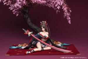 Onmyoji - Yoto Hime Scarlet Saber Ver. 1/8 Scale Figure