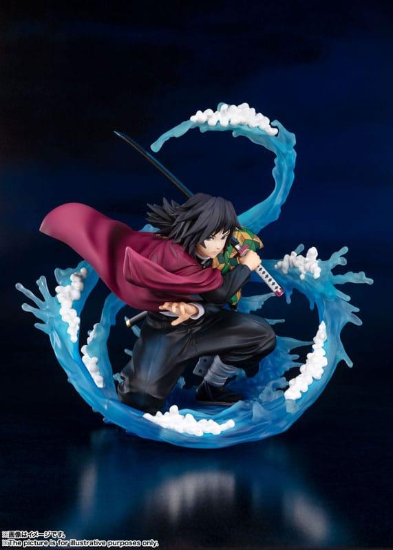 Demon Slayer: Kimetsu no Yaiba - Giyu Tomioka -Water Breath- Figure