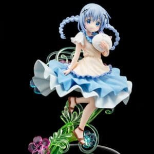 Is the order a rabbit? BLOOM - Chino in Full Bloom Summer Dress Ver. 1/7 Scale Figure