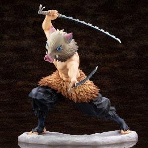 Demon Slayer: Kimetsu no Yaiba - Inosuke Hashibira 1/8 Scale Figure