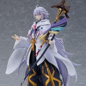 Fate/Grand Order - Absolute Demonic Battlefront: Babylonia - Merlin Figma Figure