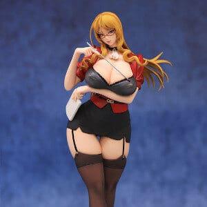 Kyuuketsu Jokyoushi no Kenzoku Seikatsu - Lesson with Vampire Renka Akane Ver. 1.1 1/6 Scale Figure