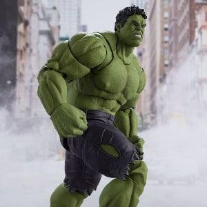 S.H.Figuarts The Avengers - Hulk Avengers Assemble Edition