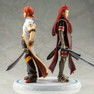 Tales of the Abyss - Luke & Ash Meaning of Birth 1/8 Scale Figures