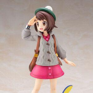 Pokemon - Gloria with Sobble 1/8 Scale Figure