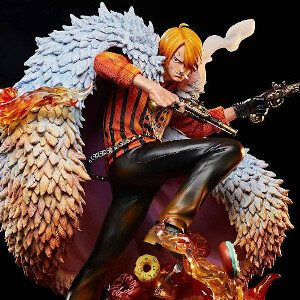 One Piece - Sanji Log Collection 1/4 Statue