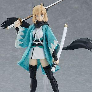 Fate/Grand Order - Saber/Souji Okita Ascension Ver. Figma Figure