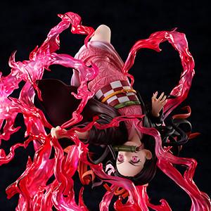 Demon Slayer: Kimetsu no Yaiba - Nezuko Kamado Bakketsu Ver. 1/8 Scale Figure