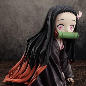 Demon Slayer: Kimetsu no Yaiba - Nezuko Kamado 1/1 Scale Figure